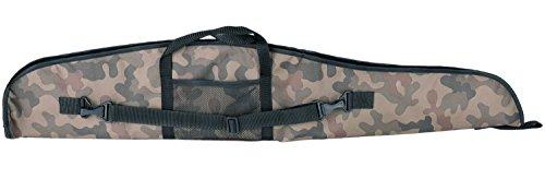 Waffentasche Gewehrtasche 120cm mit Trageriemen für Luftgewehr Schaumstoff Militär [015/2]