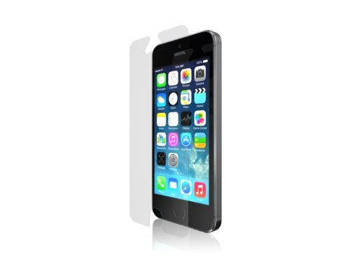 Tech21 Impact Screen Protector Shield with Self Heal for iPhone 5