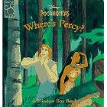 Disney's Pocahontas Where's Percy?