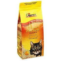 GIMPET Vitamin Hefeflocken für Katzen 200 Gramm