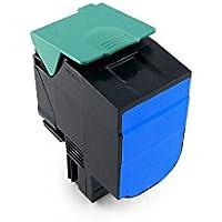 Green2Print Toner ciano, 2000 Pagine, sostituisce Lexmark C540H1CG, C540H2CG, Cartuccia