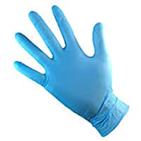 Jet+ Multi-Purpose Vinyl Gloves, Powder Free, Disposable, Extra Strong - Box of 100 - Size XL