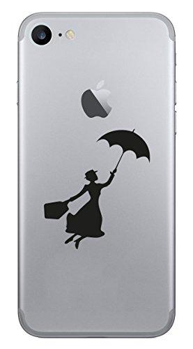 Mary Poppins 2 Apple iPhone Smartphone Handy Aufkleber Skin Decal Sticker Vinyl 6 Plus