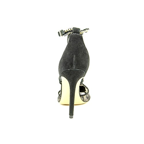Guess Adabellely Toile Talons Black Multi