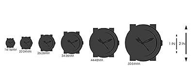 Seiko Men's SNK807 Seiko 5 Automatic Blue Canvas Strap Watch