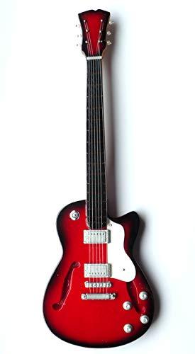 'Guitarra en miniatura Mini Guitar Gibson 'Custom Madera 24cm # 98
