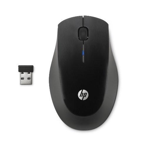 HP X3900 (H5Q72AA) kabellose Maus (USB-Anschluss Microsoft Windows XP/Windows Vista/Windows 7/Windows 8)