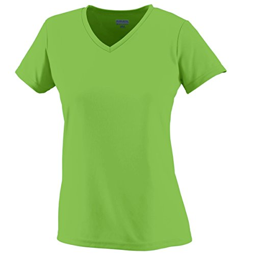 Augusta Sportswear Wicking T-Shirt XXL Lime -