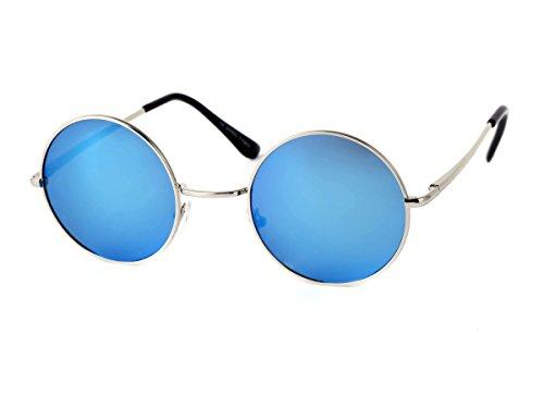 Promotion % SOLDE %: Lunettes de soleil rond rondes arrondis plat design flattop flat top sport John Lennon accessoire Viper en pas cher style moderne vêtement vacances été fashion femme homme saison M2jKIgT9sR,