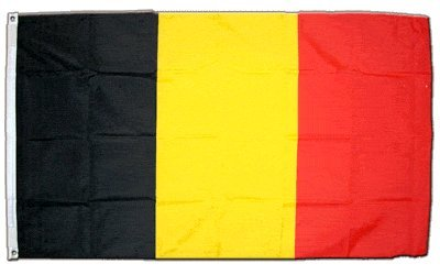 Flagge Belgien - 60 x 90 cm