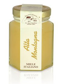apicoltura-cazzola-italy-high-mountain-honey-rhododendron-honey-jar-of-135-g-pack-of-2-glass-jars