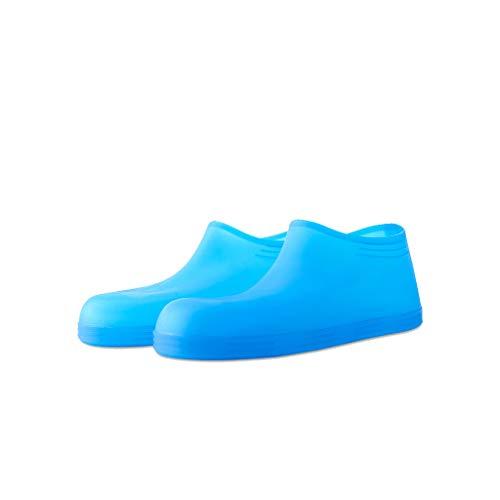 S/M/L Wiederverwendbare Regenbekleidung Stiefel Schneeschuhe Wasserdichte Schuhe Überschuhe
