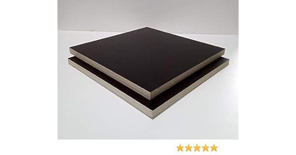Sonderma/ße ! Zuschnitt auf Ma/ß 18mm starke Siebdruckplatten Multiplexplatten Holzplatten Tischplatten 30x90cm