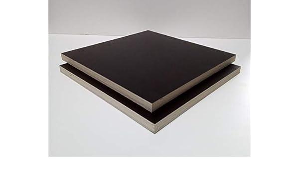 60x90cm Zuschnitt auf Ma/ß Sonderma/ße ! 18mm starke Siebdruckplatten Multiplexplatten Holzplatten Tischplatten