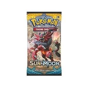 Pokèmon Trading Card Game-Sun and Moon - Paquete de Mejora de Cartas Pokémon