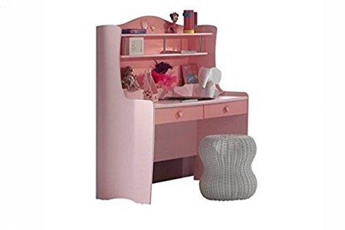 Bureau GAMMA design laqué rose