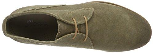 Sioux Herren Scork Desert Boots Beige (Sand)