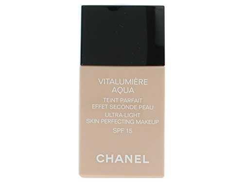 Chanel Vitalumiere Aqua Skin Perfecting Makeup SPF 15 - 30 ml, No.30 Beige