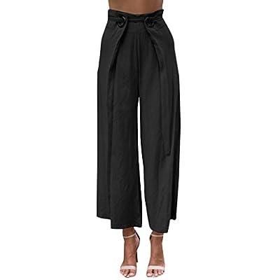Yvelands Damen Vintage zerrissene Damen hoch taillierte Hose Denim Shorts Jeans Hot Pants