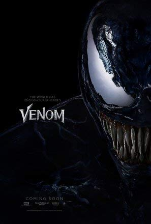 Preisvergleich Produktbild Import Posters Venom – Tom Hardy – New Zealand Movie Wall Print - 30CM X 43CM