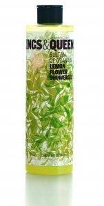 Preisvergleich Produktbild Kings & Queens Sultan of Granada Lemon Flower Showergel 300ml by Kings & Queens