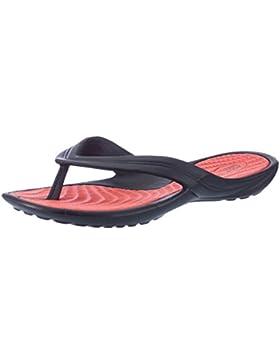 AQUA-SPEED Damen Badeschuhe Zehentrenner Strandschuhe - sehr leicht