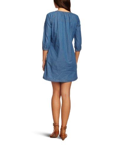 edc by ESPRIT - Robe - Femme Bleu (Blue Colorway)