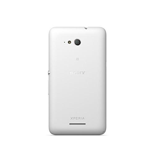 Sony Xperia E4g Dual Sim White