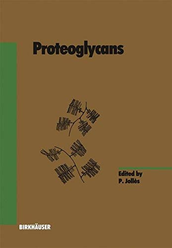 Proteoglycans (Experientia Supplementum, Band 70)