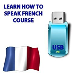 Learn How To Speak French Audio Course Lessons Language Play While In Car Any Mp3 Usb