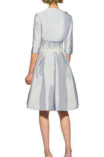 Victory Bridal - Robe - Trapèze - Femme Lilas