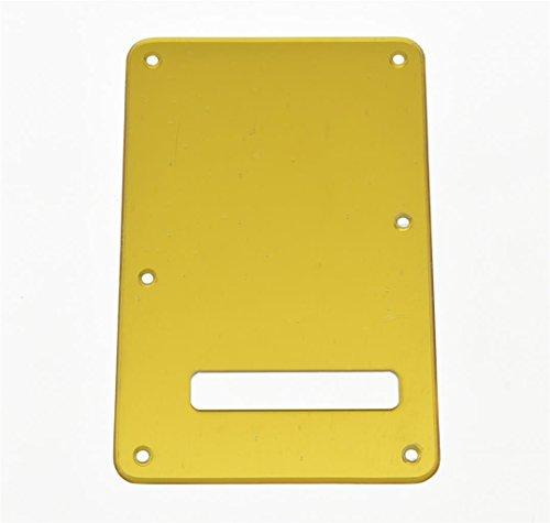 kaish Gold Spiegel ST Strat Gitarre Backplate Tremolo-Cover für Fender Strat Backplate