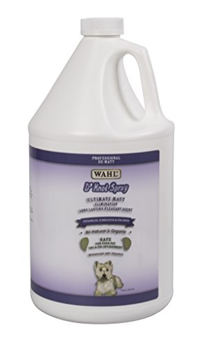Wahl–Showman d nudo Spray Detangler recarga, 3,8L