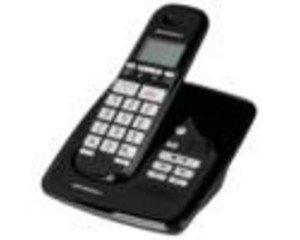 Lenovo S3011 Schnurlostelefon mit Anrufbeantworter schwarz