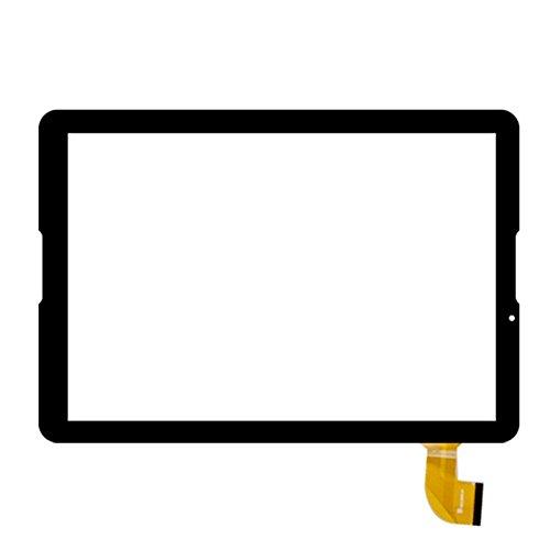 """Blanc Couleur EUTOPING ® Nouveau 10.6 cm Contact écran digitizer Replacement pour 10.1"""" Polaroid MIDS145PXE52.112"""