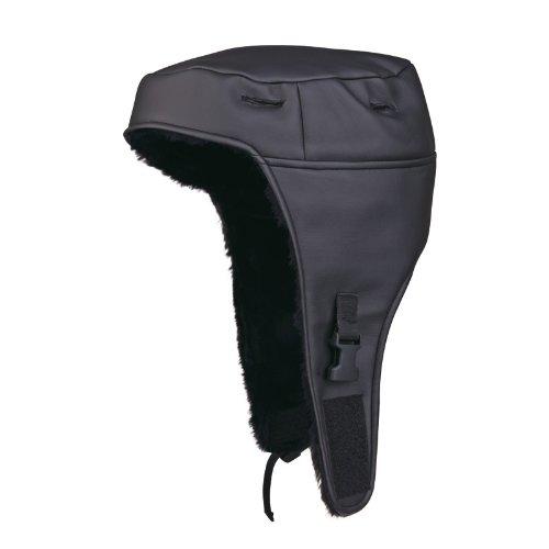 Berretto invernale termico sotto casco, colore: nero, si adatta a tutti i Delta Plus Venitex Hard Hats