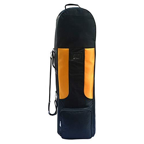 WHARMSS Golftasche Luftfahrt-Reisekoffer Lufttransport-Schutztaschen für Golfclubs