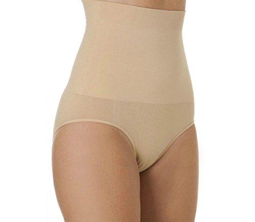 ff11-da-donna-shapewear-seamfree-vita-alta-dimagrante-control-slip-pancia-tuck-bum-lift-nude-small