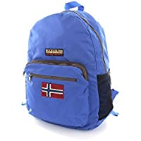 879d66514b Napapijri Backpack Foldable, zaino in nylon multitasche con zip  richiudibile N8R01