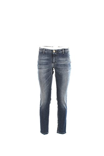 Jeans Donna No Lab 28 Denim Ai16pndp517crsb059d Autunno Inverno 2016/17