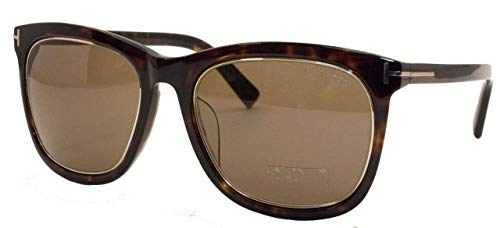 Tom ford -  occhiali da sole  - donna multicolore havana/other / brown