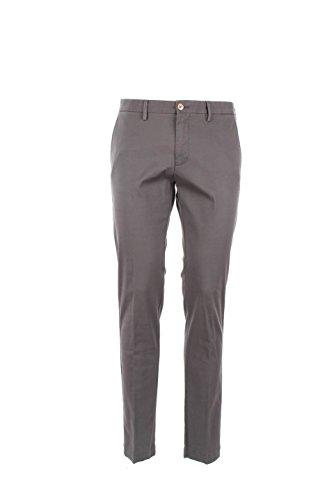 Pantalone Uomo Henry Cotton's 56 Grigio 11015-90-22584 Primavera Estate 2016