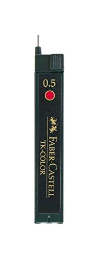 TK-COLOR-Farbfeinmine, Stärke: 0,5 mm, Farbe: rot