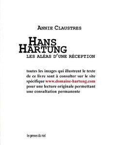 Hans Hartung, les aléas d'une réception