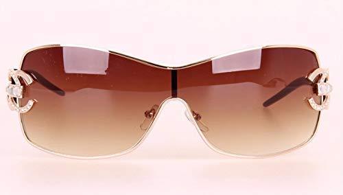 Wghz Ultraleichte Augenschutz Schatten Diamant Frauen Sonnenbrille Frauen Mit Logo Gold Rahmen Goggle Sonnenbrille Für Frauen