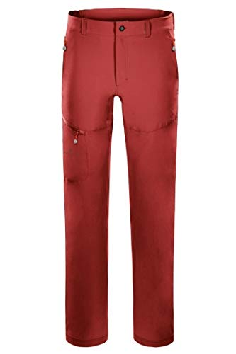 FERRINO Pantalon Samburu Homme Rouge Taille 48
