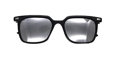 Preisvergleich Produktbild Hemio Platz Farbfilm Sonnenbrillen Unisex Mode Sonnenbrille Metallrahmen Holzmaserung Brille Harz Outdoor-Brille Vintage Sonnenbrille Frau Herren Coole UV400 Elegant