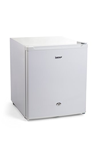Igenix IG3751 Counter Top Freezer with Lock, 35 Litre, White