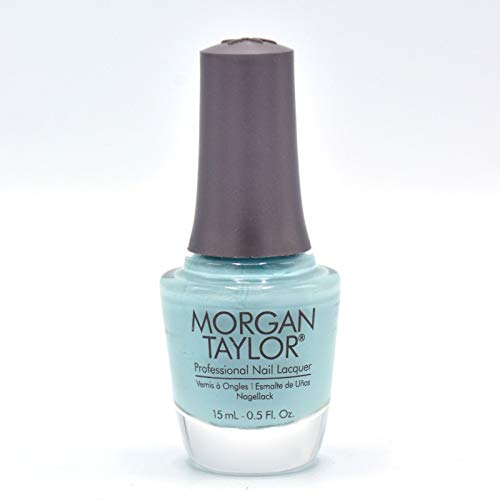 Morgan Taylor, Gel de manicura y pedicura (Sea Foam) - 15 ml