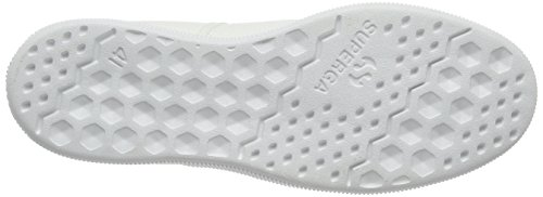 Superga - 2832 Nylu, Scarpe da ginnastica Unisex - Adulto Bianco (Bianco (White))